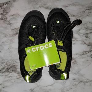 CROCS duet sport bungee sneaker